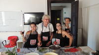 3-Hour Venice Regional Cooking Class with Local Wines