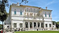 Skip the Line: Borghese Gallery Pincio Hill and the Spanish Steps Elite Tour