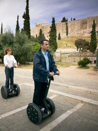 Acropolis of Athens Segway Tour