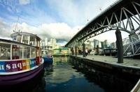 Vancouver AquaBus Ferry Ticket