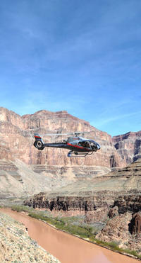Grand Canyon Deluxe Helicopter Tour From Las Vegas 2017