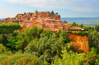 Provence Wineries and Luberon Villages Day Trip from Aix-en-Provence*