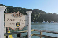 San Francisco Ferry: Angel Island