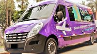 Private transfer in medium van to Lima Airport (QuickLlama Airport Shuttle) Private Car Transfers