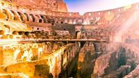 Colosseum, Roman Forum and Palatine Hill skip the line small group tour
