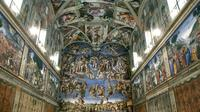Vatican Museums Sistine Chapel & St Peter Basilica Afternoon skip the l