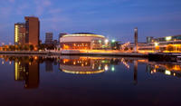 Belfast Sightseeing Cruise: Titanic Quarter and River Lagan