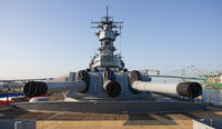Los Angeles Shore Excursion: Battleship Iowa Museum Admission