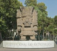 Anthropology Museum, Mexico City*