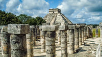 Chichen Itza Early Access Tour from Merida