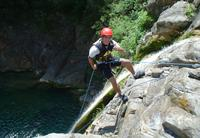 Cumbres de Monterrey National Park Canyoneering Adventure