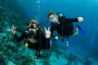 Huatulco Beginner or Certified Scuba Diving