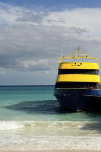 One-Way or Round-Trip Ferry between Cancun and Isla Mujeres
