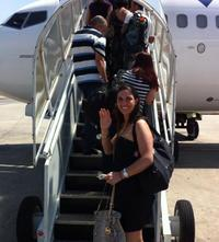 Shared Arrival Transfer: General Heriberto Jara International Airport to Veracruz Hotels