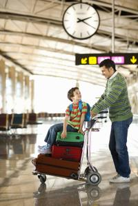Shared Arrival Transfer: General Mariano Escobedo International Airport to Monterrey Hotels