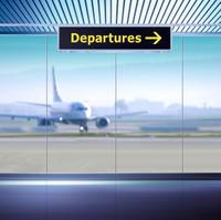 Shared Departure Transfer: Huatulco Hotels to Bahías de Huatulco International Airport