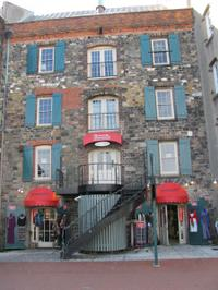 Historic Savannah Tavern Tour