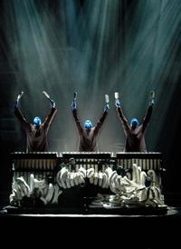 Blue Man Group Boston Show Admission