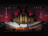 Salt Lake City Tour and Mormon Tabernacle Choir Performance