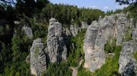 The fairytale Bohemian Paradise UNESCO Geopark: Small group tour from Prague