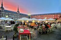 Private Tour: Madrid Walking Tour of Los Austrias