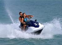 Jet Ski Rental at Maunalua Bay with Transport from Waikiki