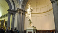Accademia Gallery Monolingual Tour from Montecatini