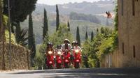 Full-Day Chianti Tour by Vespa Scooter from San Gimignano