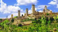 Full-Day San Gimignano Siena and Chianti from Pisa