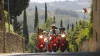 Vespa Panoramic Tour of Florence