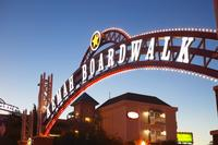 Houston City Sightseeing Tour with Round-Trip Transport to Kemah Boardwalk
