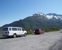 Anchorage Shore Excursion: Pre-Cruise Transfer and Tour from Anchorage to Whittier