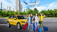 Private Arrival Transfer: Bali Airport to Jimbaran and Uluwatu Hotel Private Car Transfers