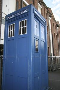 'Doctor Who' TV Locations Tour of Cardiff