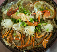 Hong Kong Food Tour: Tai Po Market