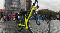 Prague Castle - Electric bikes Guided tour