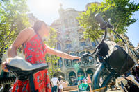Barcelona Electric Bike Tour with Skip-the-Line Sagrada Familia