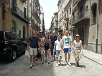 Palermo Street Stories Walking Tour