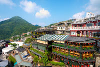 Taipei Shore Excursion: Jiufen Gold Rush Town Day Trip*