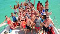 Sunset Party Boat Cruise with Snorkeling
