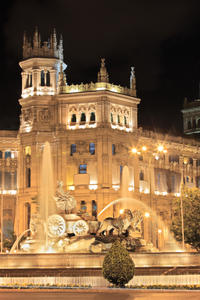 Madrid by Night Segway Tour