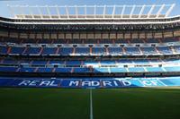 Madrid Segway Tour with Santiago Bernabeu Stadium Admission