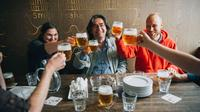 Small-Group Full-Day Prague Walking Tour with Czech Beer and Tapas