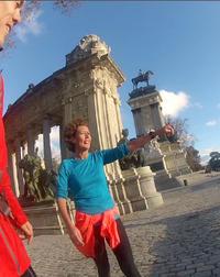 Private Tour: Madrid Running Tour