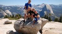 Family Hike In Yosemite