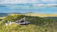 Auckland Helicopter Tour and Waiheke Island Winery Lunch
