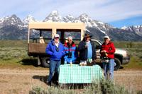 Grand Teton Small-Group Wildlife Safari by Jeep