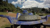 Combo: ATV, Zipline Adventure and Horseback Ride Tours from Medellín