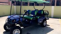 8 Hour Golf Cart Rental (6 passenger)