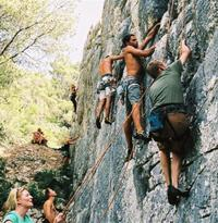 the experience of rock climbing shared Why couples love this experience working out can get a little tedious  take on a new kind of workout, which is much more like a hobby, with rock.